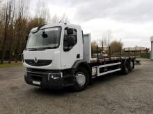 camion plateau porte fer Renault