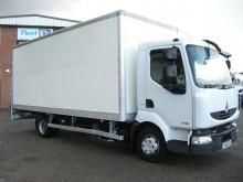Renault MIDLUM 7.5T GRP BOX VAN 2011 EU11 ETK truck