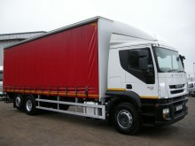 Iveco STRALIS 310 (EU5) ACTIVE TIME CURTAINSIDER 2012 FJ12 CCK truck