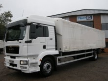 MAN TGM 18.290 18 TONNE COVERED STEEL CARRIER 2013 NU63 WWB truck