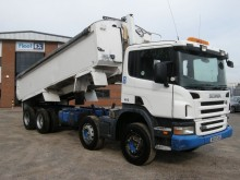camión Scania P380 ALUMINIUM INSULATED TIPPER 2005 BX55 DGU