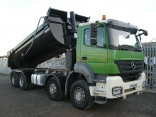 camion Mercedes AXOR 3236 STEEL TIPPER 2009 FP09 KWO