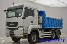 camion MAN TGS 26.480 - 6X6 - DOUBLE USE