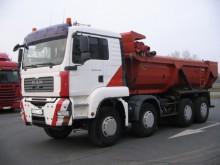 camión volquete OP MAN
