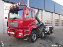 camion MAN TGA 37.480 8x4