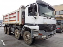 camion Mercedes Actros 4148 RIBALTABILE TRILATERALE