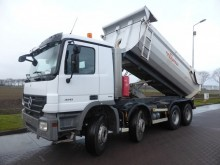 camion Mercedes Actros 4141 HALF PIPE STEEL 14M3