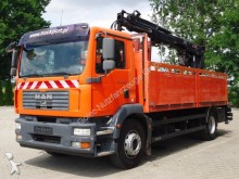 camion MAN TGM 18.330 4x2 EURO5 PRITSCHE MIT KRAN HIAB 122