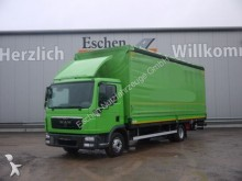 camión MAN TGL 12.180 4x2, LBW, Bl/Lu, Edscha