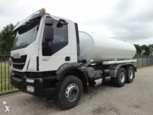 camion Iveco Trakker 380 with OMT 15cbm tank