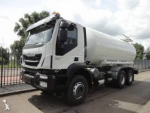 camion Iveco Trakker 380 with OMT 20cbm watertank