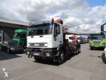 camion Iveco Eurotrakker 260E 380 6x4 Marrel Haken+Kran