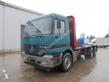 camion Mercedes Actros 2640 (STEEL SUSP. / BIG AXLE)