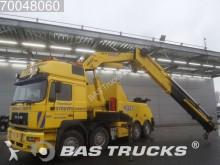 camión MAN 37.403 8X4 Manual Big-Axle Euro 2 Bergingswagen