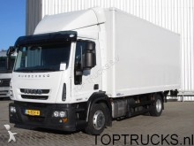 camión Iveco Eurocargo ML 120E21 EURO 6 BOX + LIFT