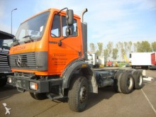camion Mercedes MB 2527 6X4 CHASSIS CABINE