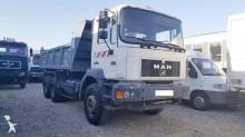 camión volquete OP usado