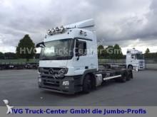 camion Mercedes 2544 LNR Jumbo-BDF