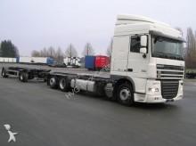 camion DAF BDF-ZUG Euro5 EEV inkl. Anhänger BDF