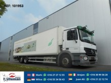 camión Mercedes ACTROS 2532 6X2 FRIGO CLUTCH STEERING AXLE