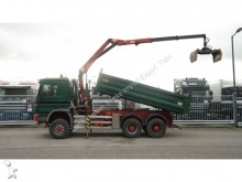 camión Mercedes Actros 3341 6X6 EURO5 FULL STEEL 2 SIDE TIPPER W