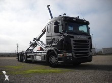 camión Scania R 480 High Line
