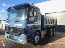 camión Mercedes Actros 2640 K Full Steel - Tipper - Airco - Euro