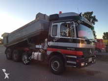 camión Mercedes Actros 3248 8x4 EPS steel suspension