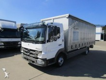 camion Mercedes ATEGO III 816 Pritsche/Plane 6,2 m NL 2,83 to.