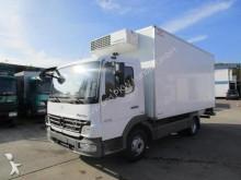 camion Mercedes ATEGO 816 L Kühlkoffer 5 m LBW 1 T Luft HA TK