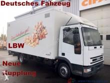 Iveco 75E15 EuroCargo Koffer LBW Spier Aufbau 6,05m