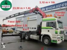 camion MAN TGA 26.480 6x4 Kran Fassi 600 60T/M+Seilwinde*FB