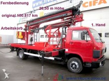 camion MAN Montage Dachdecker Kran +Jib+Arbeitskorb*26.50m*
