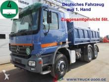 camion Mercedes 2644 6x4*Schalter*DeutscherLKW*Zugg