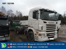 camion Scania R480 - SOON EXPECTED - CHASSIS