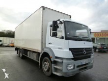 camion furgone plywood / polyfond usato