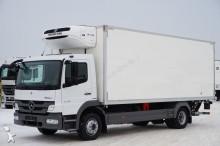 camion Mercedes ATEGO / 1218 / E 5 / CHŁODNIA + WINDA