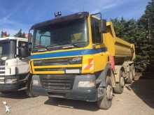 Camion 8×4 benne enrochement occasion