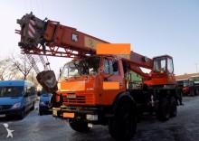 camión Kamaz 43118 6X6 25TON IVANOVEST KC55713