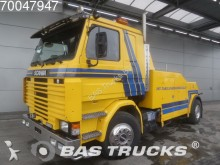 camión Scania R112H 360 4X2 Manual Steelsuspension Bergingswag