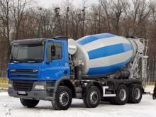 camión hormigón mezclador + bomba DAF