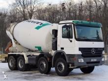 ciężarówka pompogruszka Mercedes