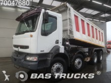 camion Renault Kerax 420 8X4 Manual Big-Axle Steelsuspension Eu