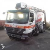 camion calcestruzzo rotore / Mescolatore incidentato