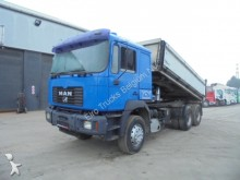 camion MAN 27.464 (BIG AXLE / STEEL SUSPENSION)