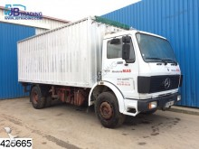camion Mercedes 1619 Silo / Bulk, 2 Compartments, Manual, Steel