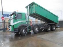 camion Volvo FM 400 8x4 - Benne Alu - euro 4