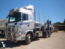 camion grumier Scania