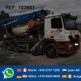 camión Mercedes ACTROS 3244 - SOON EXPECTED - 8X4 FULL STEEL HUB REDUCTION CIFA