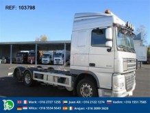 camión DAF XF105.460 - SOON EXPECTED - CHASSIS